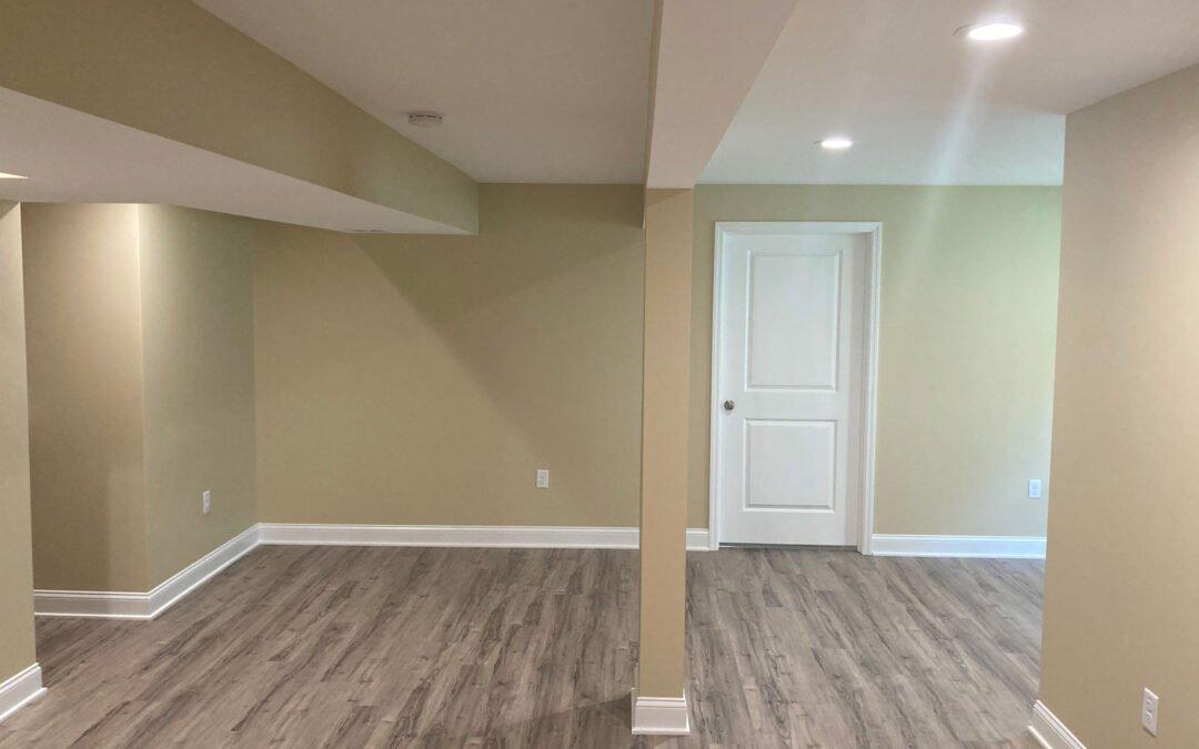 Warm Tones Room Remodel